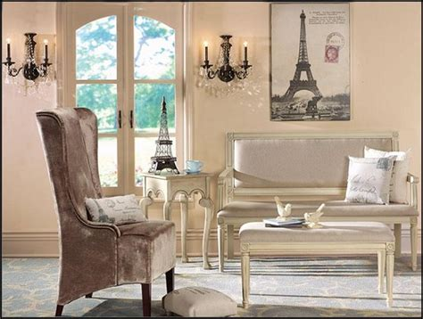 French Themed Home Decor | decorating theme bedrooms maries manor paris bedroom
