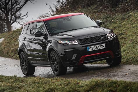 range rover evoque 2017 range rover evoque ember 2017 review auto express