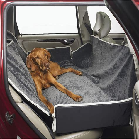 pet car seat hammock bowsers hammock pet car seat cover