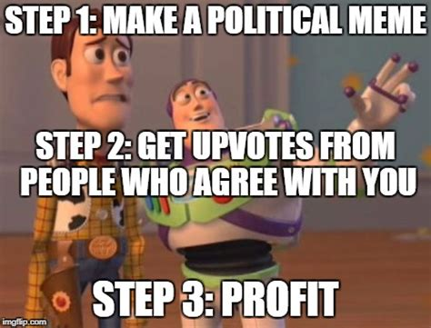 Profit Meme - as an added bonus it doesn t even have to be funny imgflip