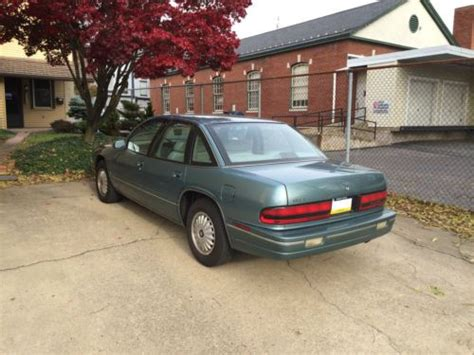 auto air conditioning service 1994 buick regal auto manual find used 1994 buick regal custom sedan 4 door 3 8l in mount joy pennsylvania united states