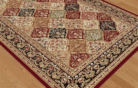 folk area rugs tayse sensation sns4770 rug