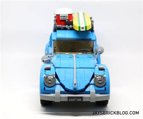 volkswagen beetle front view review lego 10252 volkswagen beetle