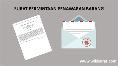 Contoh Surat Permintaan Dan Penawaran by Contoh Surat Permintaan Penawaran Barang Produk