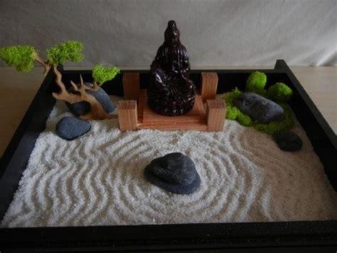 Mini Zen Rock Garden Miniature Zen Garden For Your Desk