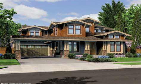 Northwest Lodge Style House Plans Pacific Northwest House Plans Craft House Plans