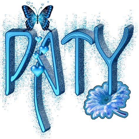 imagenes que digan paty nombres animados de paty firmas animadas de paty
