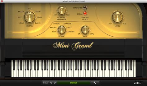 best vst piano kvr mini grand by air technology grand piano vst
