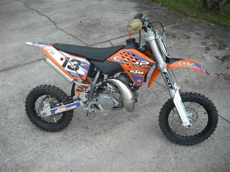 Used Ktm 50 2013 Ktm 50 Sx Mx For Sale On 2040motos