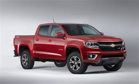 2016 chevy colorado pick up 2016 chevrolet colorado chevy review ratings specs
