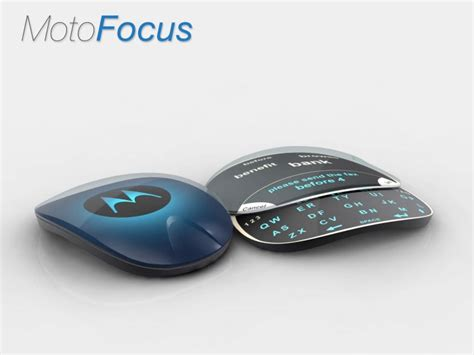 mobile technology news new technology gadgets motofocus concept mobile