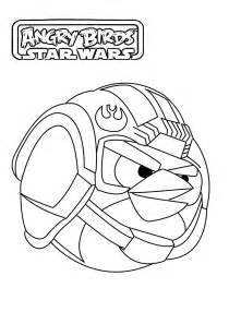 angry birds wars rebels coloring pages coloriage angry birds wars et dessin 224 colorier