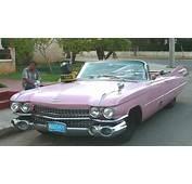 Pink Cadillac 1959