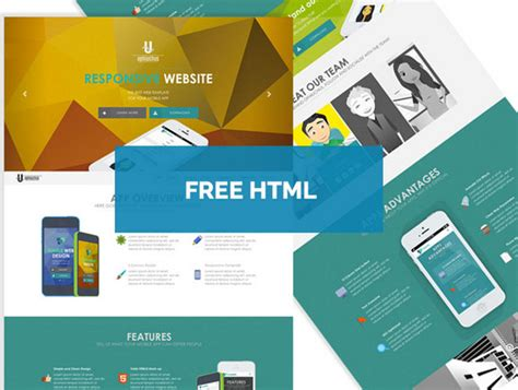 html5 layout design tools 100 best free html css themes of 2014 noupe