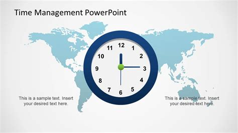 Time Management Powerpoint Template Slidemodel Microsoft Powerpoint Templates Time