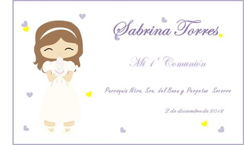 tarjetas de comunion personalizadas para imprimir gratis tarjetitas para souvenirs de comuni 243 n para imprimir
