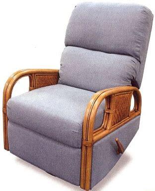 wicker recliner wicker recliners swivel rocking chairs