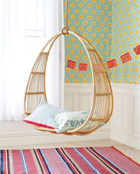 hanging chairs for kids bedrooms hanging chair for kids bedroom