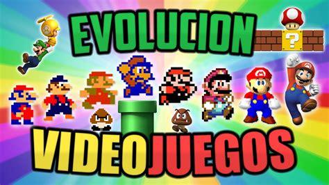 imagenes de los videos juegos top evoluci 211 n de los videojuegos gr 193 ficos actuales vs