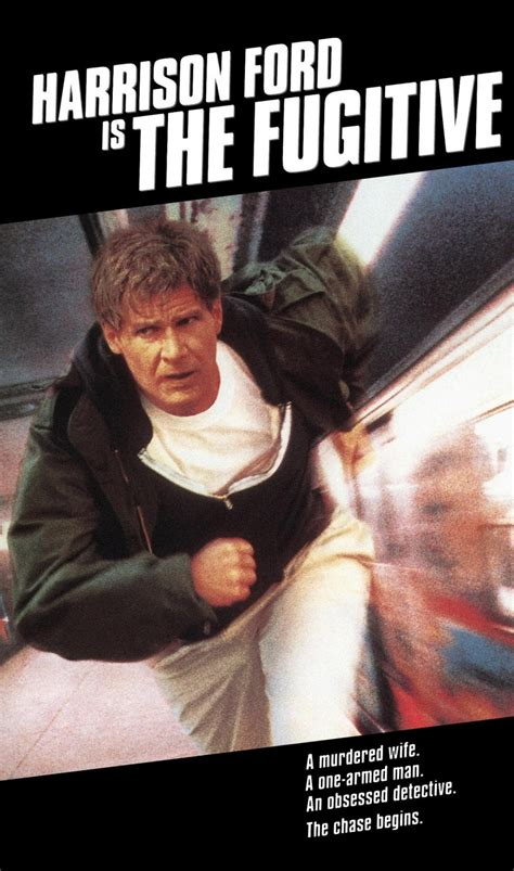 harrison ford fugitive journal harrison ford thriller the fugitive 20th