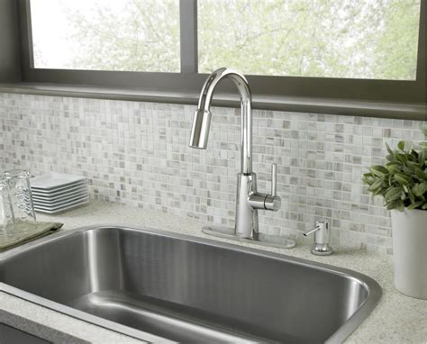 faucet com 87066srs in spot resist stainless by moen