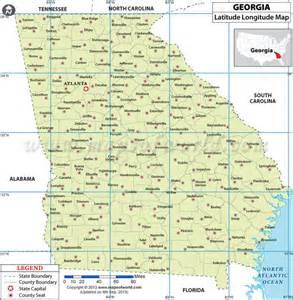 latitude and longitude map activities