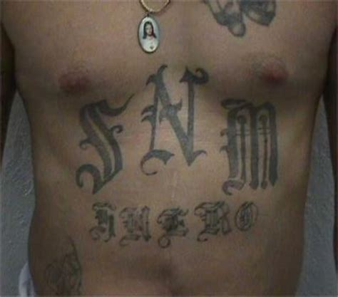 notorious tattoo gallery el paso image gallery new mexico prison gangs