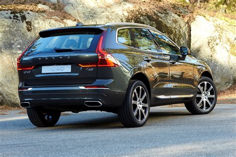 the volvo 2018 volvo xc60 is the sexiest crossover suv in geneva