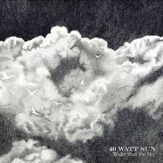 Providence Records The Sludgelord Album Review 40 Watt Sun Wider Than The Sky