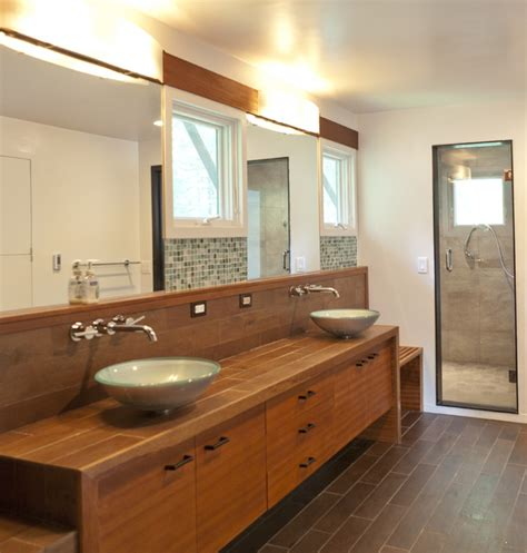 Japanese Bathroom Lighting Japanese Bath Asian Bathroom Boston By Light House Design