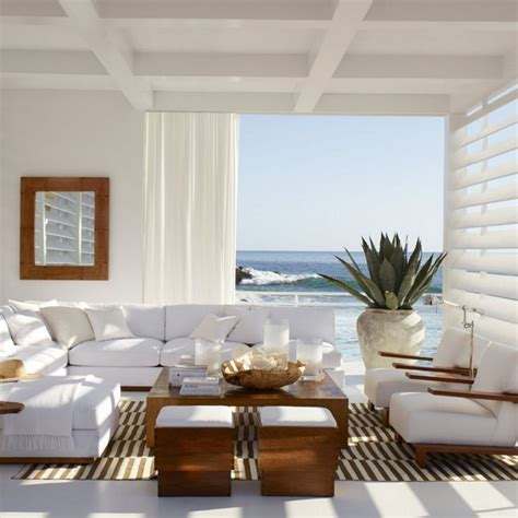 inspired home decor 180 best modern beach home interiors images on pinterest