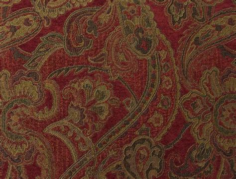 Cool Upholstery Fabric Paisley Uholstery Fabric Woven Synthetic