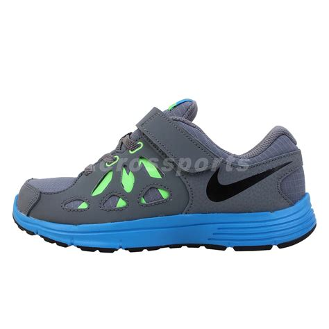 nike velcro shoes nike fusion run 2 ii psv velcro preschool running