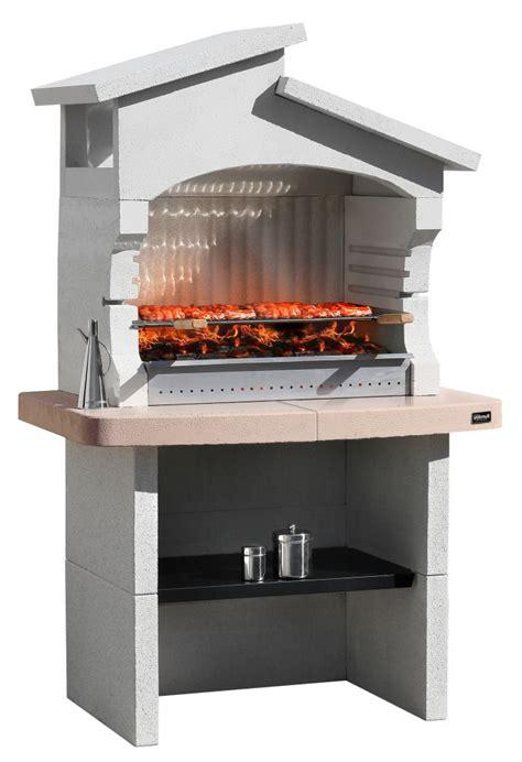 barbecue da giardino in muratura prezzi barbecue sunday quot boavista quot in muratura per esterno