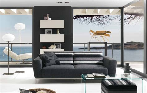 contemporary livingroom future house design modern living room interior design styles 2010 by natuzzi