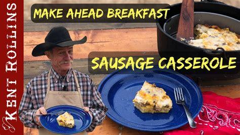 christmas inspired breakfast easy sausage breakfast casserole inspired recipe