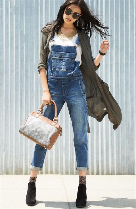 Pakaian Atasan Wanita Overall Blue 8 fashion item 90 an yang kembali menjadi trend masa kini