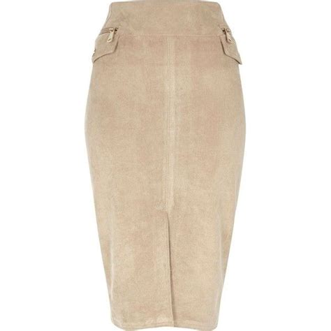 best 25 beige pencil skirt ideas on skirts