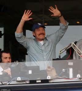 bryan cranston vin scully bryan cranston continues to channel walter white as he