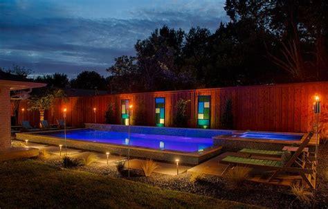 modern pool builders dallas tx summerhill pools