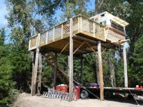 Rv Sunroom How To Build A Tree Stand Redneck Style