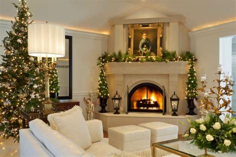 decorar salon en navidad decorar en navidad el interior de casa
