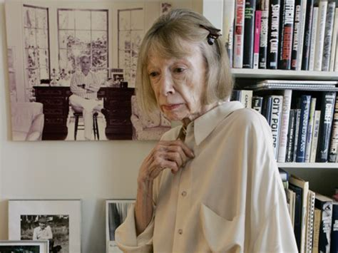 Joan Didions Essay On Going Home by Author Joan Didion Is Unveiled As Model For Ultra Chic Fashion Label C 233 Line The Independent