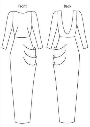 dress design draping and flat pattern making download free pattern patternvault