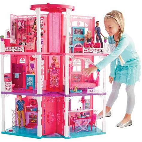 Barbie Dreamhouse 174 Wal Mart Shoplocal