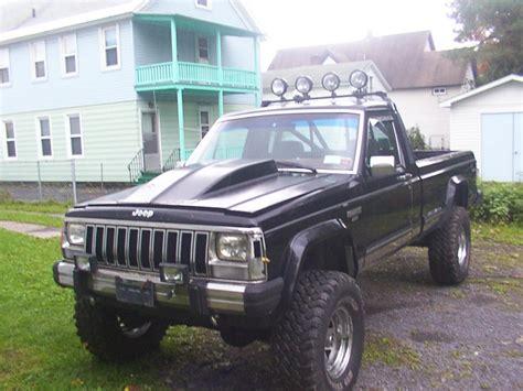 1986 jeep comanche black comanche13440 1986 jeep comanche regular cab specs photos