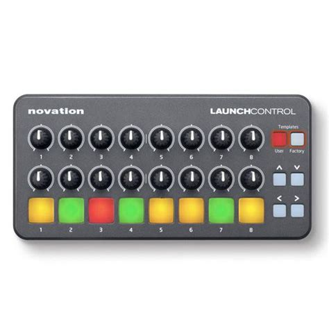 Novation Launch Portable Usb Midi Contoller Bajaao Buy Novation Launch Portable Usb Midi