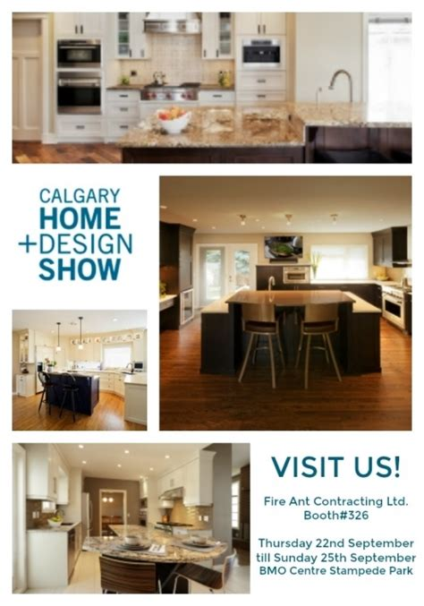 home design show calgary fire ant booth calgary home and design show fire ant