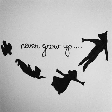 tattoos on pinterest disney tattoos peter pan tattoos
