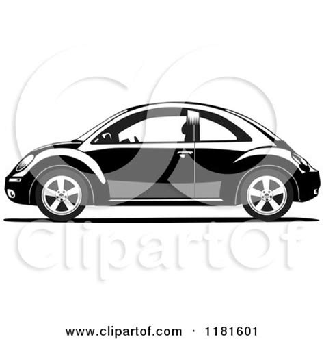 volkswagen beetle clipart vw beetle silhouette